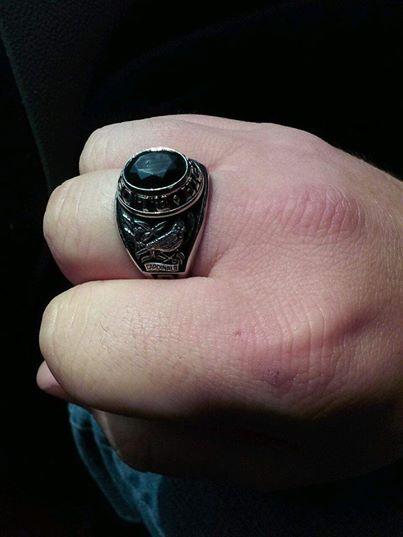Senior Ring Photo
