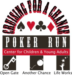 3-Poker Run Color Logo